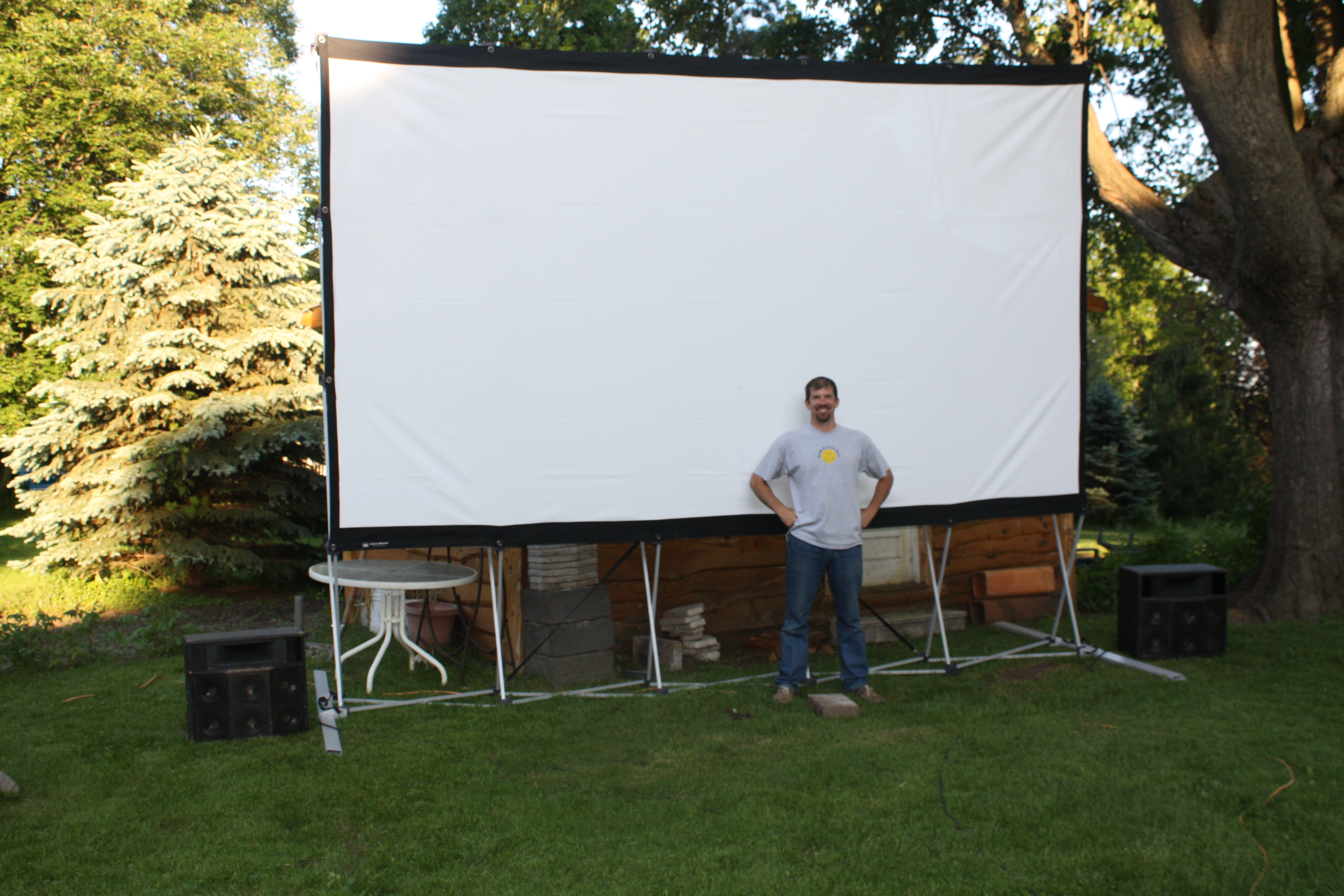 home about backyard drive in party rates photo 39 s